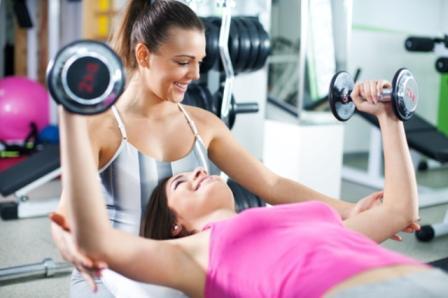 Lavorare come Personal Trainer