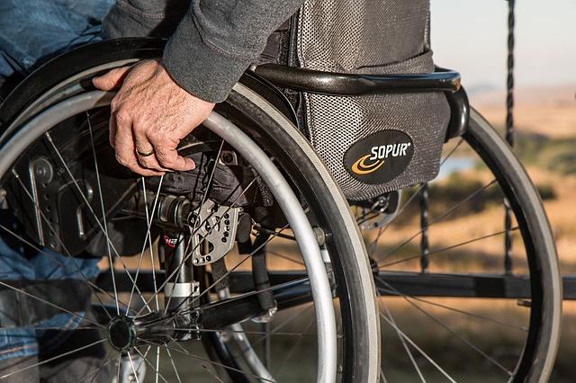ausili per disabili
