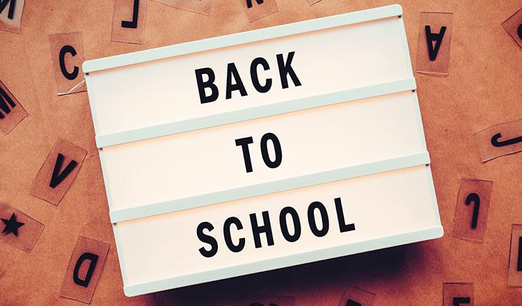 Ritorna a scuola