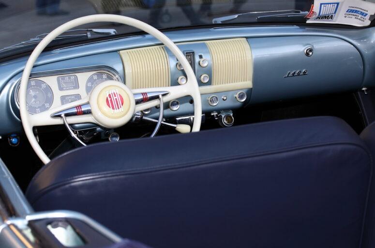 auto d'epoca FIAT